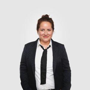 Qualitätsmanagerin Jennifer Schmitz